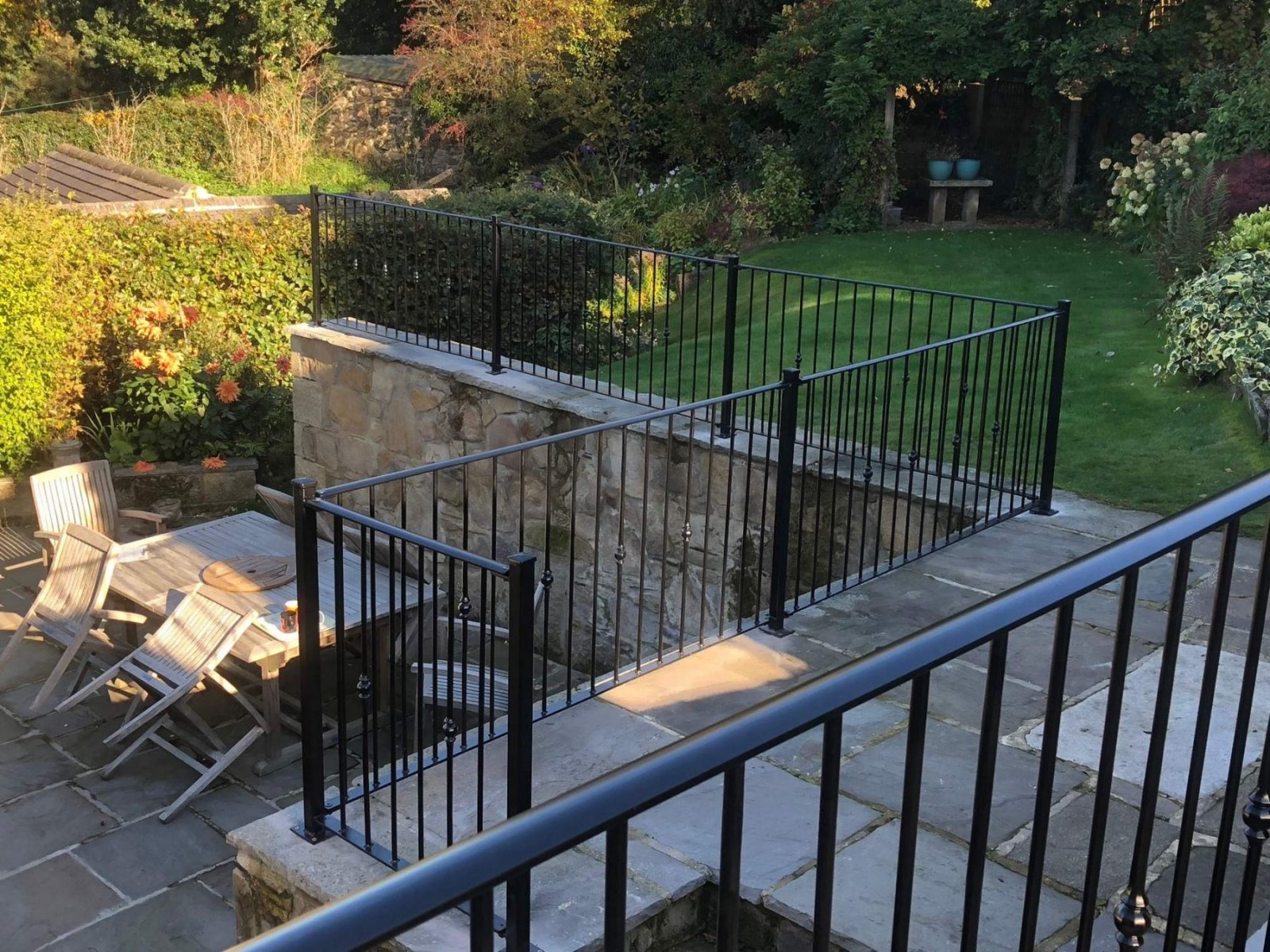gate and wrought iron railing manufacturer derby