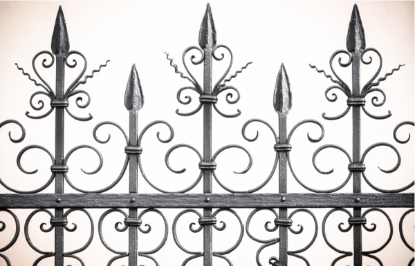 ornamental ironwork derby