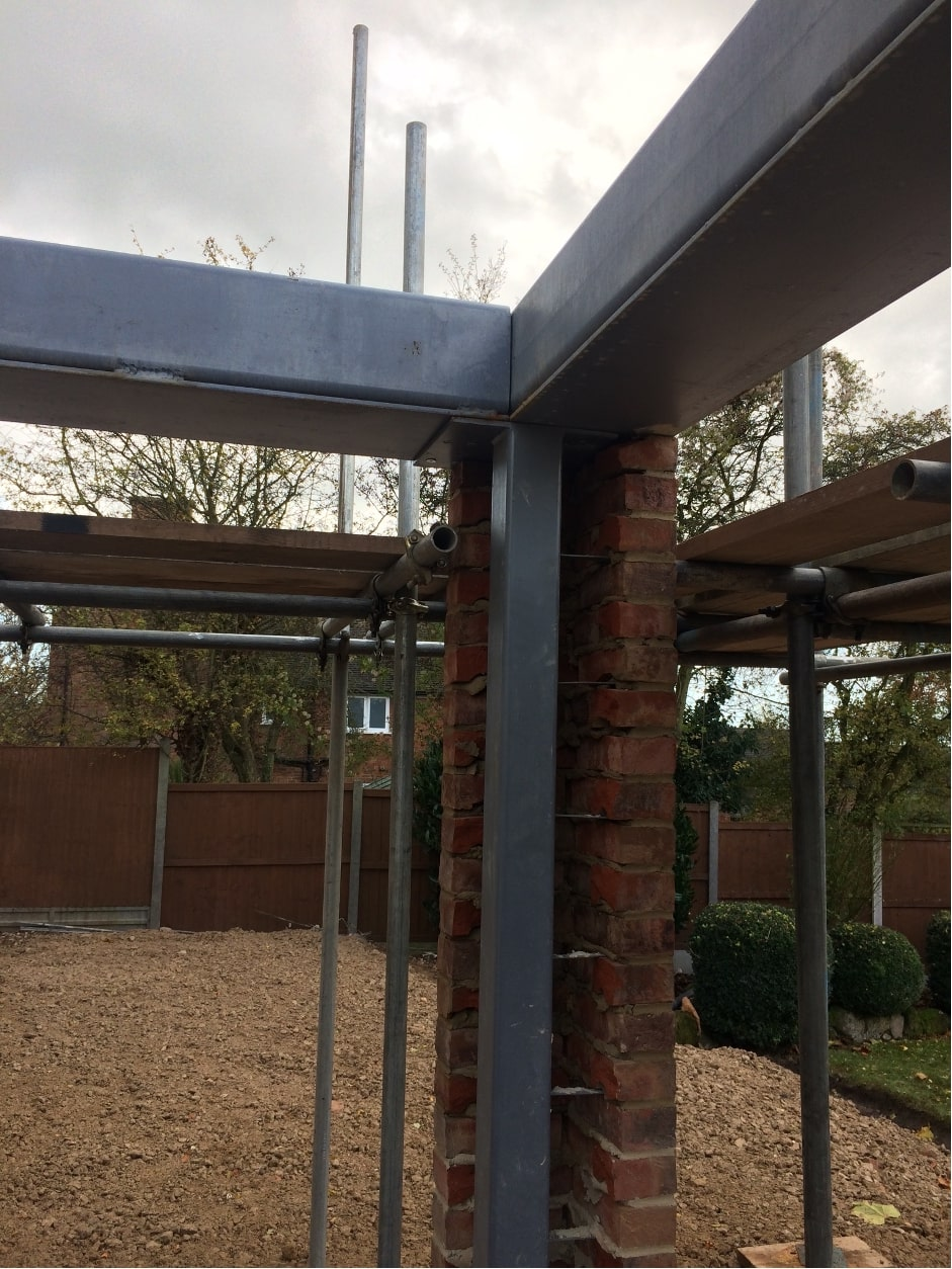 steel fabrication projects derby
